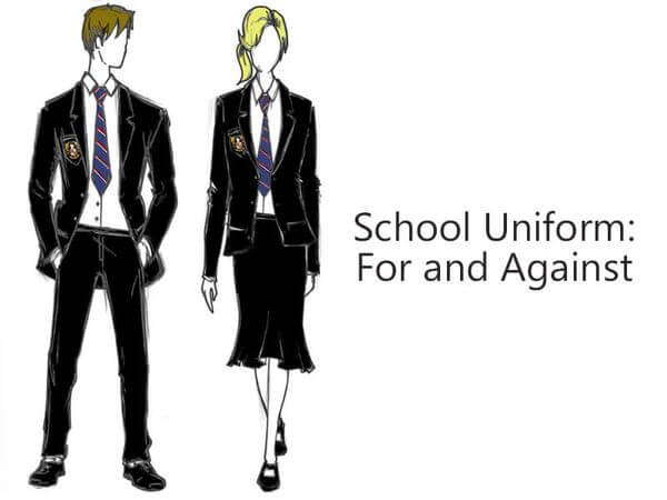 Argumentative Essay on School Uniform