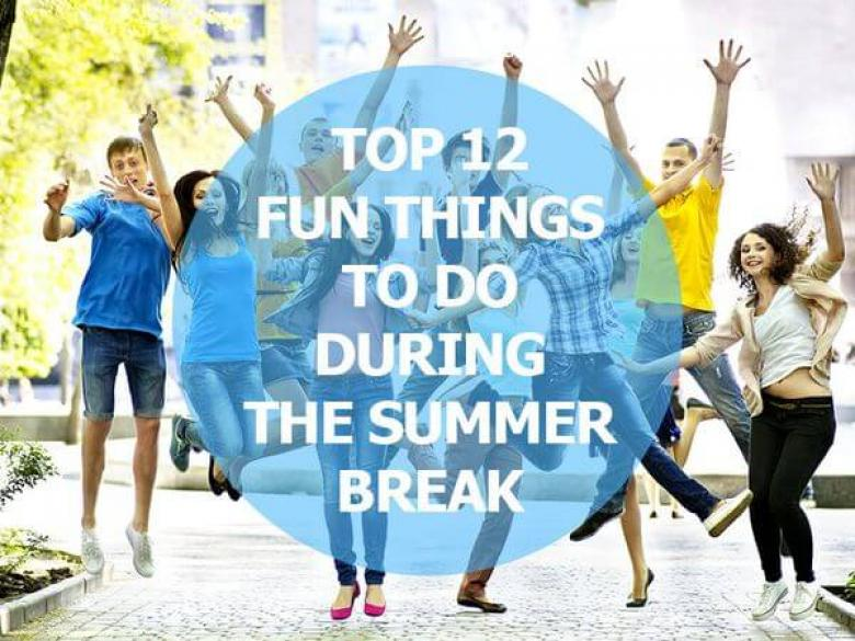 Fun Things Students Can Do During the Summer